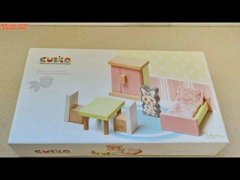 Обзор. Деревянный конструктор от производителя сubiкa для детей от трех лет