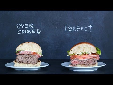 Tips on How to Make the Best Burger – Kitchen Conundrums with Thomas Joseph