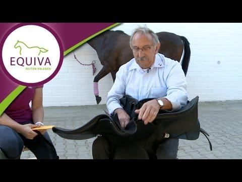 Der Pferdesattel - So kannst Du sicher sein, dass er richtig sitzt!
