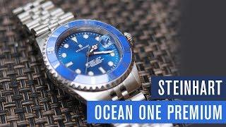 Lohnt sich eine Premium-Steinhart? Steinhart Ocean One Premium | Test | Review