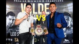 Fight Night Champion Лео Санта Крус - Мигель Флорес