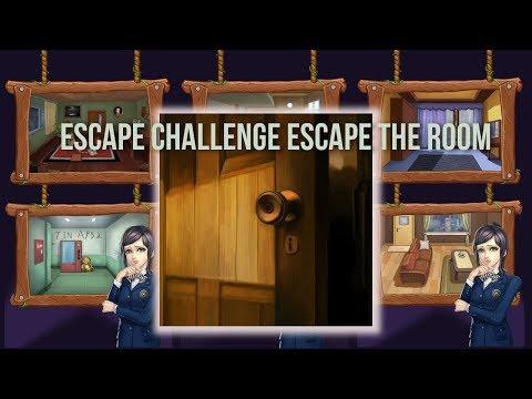Escape Challenge Escape the Room Walkthrough