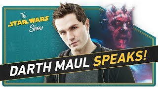 Sam Witwer on Voicing Maul and Star Wars: Galaxy's Edge News! - Video Youtube