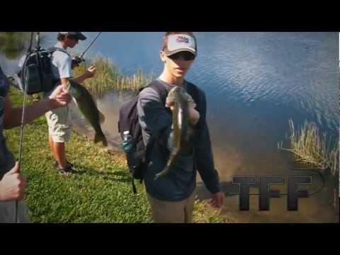 January Bass Fishing
