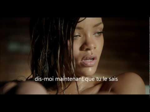 Rihanna Stay - Traduction francais