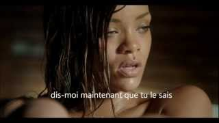 Rihanna Stay - Traduction francais