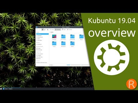 Download Kubuntu 19.04 Overview | Making Your PC Friendly HD Mp4 3GP Video and MP3