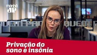 Noites mal dormidas podem trazer más consequências para a saúde
