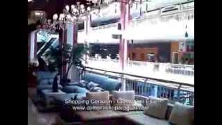 preview picture of video 'Shopping Corazón - Ciudad del Este - Paraguai'