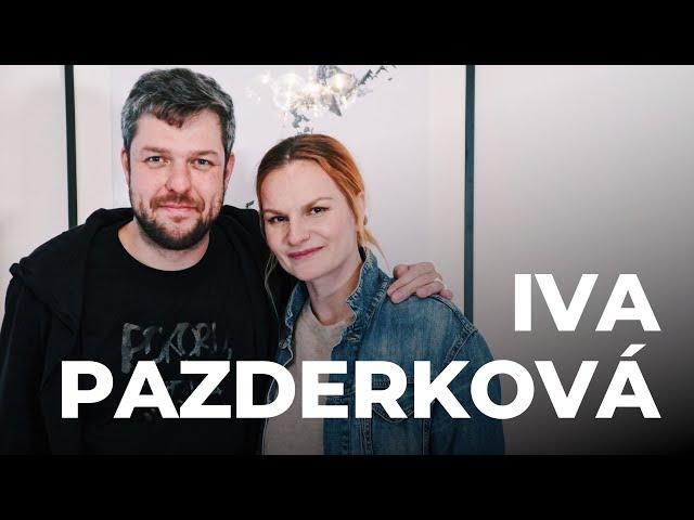 DEEP TALKS 57: Iva Pazderková - Herečka, komička a blondýna