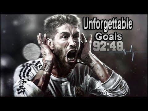 10 Unforgettable Goals Scored By Sergio Ramos – HD