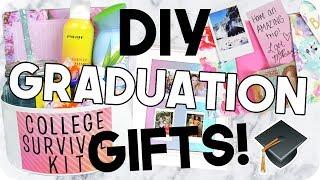 DIY Graduation Gifts! Cheap & Easy!