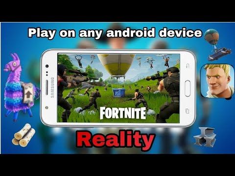 How To Download Fortnite On Android For Incompatible Android