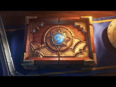 Hearthstone Booster Pack Code Blizzard EUROPE - video trailer