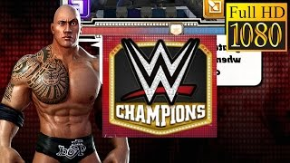 Wwe Champions Free Puzzle Rpg Game Review 1080P Official Scopely Role Playing 2017