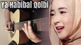 YA HABIBAL QOLBI - Sabyan (Guitar Instrumental) COVER By The Superheru