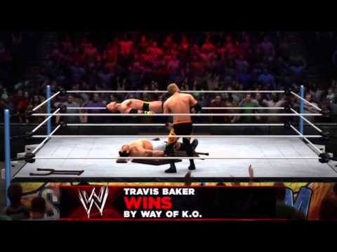 This Hilarious WWE '13 Glitch Video Looks Like A Magic Trick