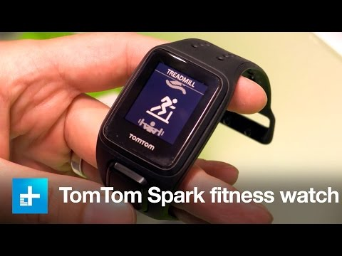 TomTom Spark fitness watch - Hands On at IFA 2015