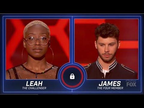 Leah Jenea Challenges James Graham  Unbelievable Battle Between A Queen and a King!
