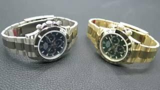 "DavidSW ""On Today's Wrist"" - Baselworld 2016 Solid Gold Rolex Cosmograph Daytonas"