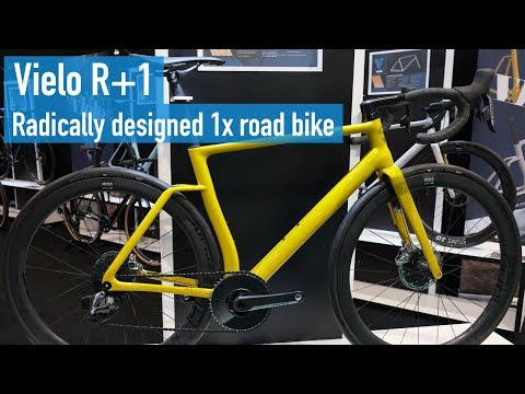Vielo R+1 | Check out this radical NEW road bike