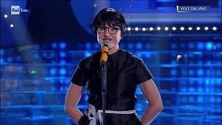 """Antonella Elia è Arisa: """"Sincerità"""" - Tale e Quale Show 12/10/2018"""