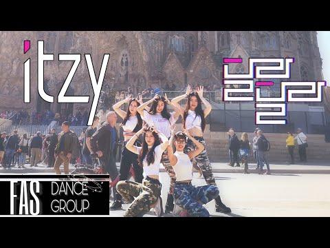 [KPOP IN PUBLIC BARCELONA] ITZY - '달라달라'(DALLA DALLA) [DANCE COVER BY FAS]
