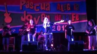 preview picture of video 'KAIRÓS María, Reina de la Paz Pascua Joven 2012 - Paraná, Entre Ríos'