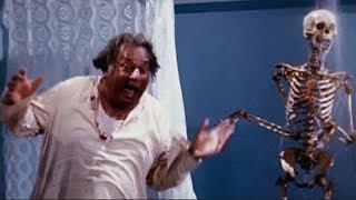 Ghost In The Hotel  Shatrughan Sinha Deven Verma  Aadmi Sadak Ka  Comedy Scene