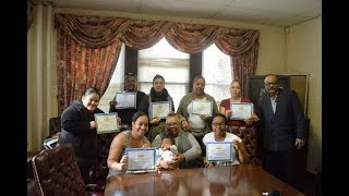 GBCA Paterson Family Financial Empowerment Class: First Cohort