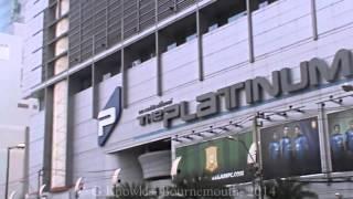 preview picture of video 'Ratchathewi District, Pratunam, Pratunam Market, Phetchaburi road,  Bangkok, Thailand.  (  3 )'
