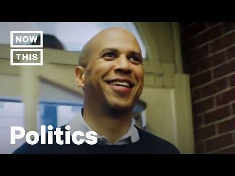 Why Cory Booker Is Running for President in 2020   NowThis