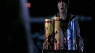 "Colin Ford (Young Sam Winchester), Supernatural ""Dark side of the moon"" - Fireworks clip"
