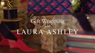 Christmas Inspiration: Gift Wrap And Accessories | Laura Ashley
