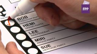 Referendum on the New Zealand Voting System (2011)