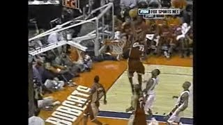 NBA Action Top Ten Plays (Week of November 14, 2004)