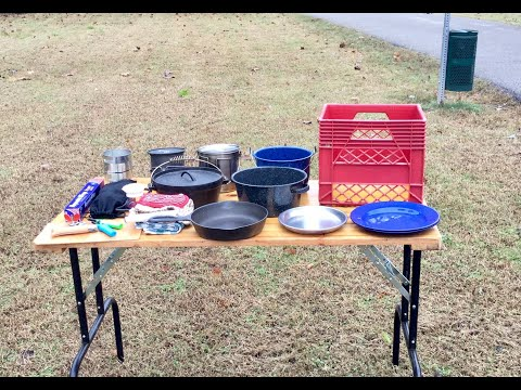 Camp Cookware