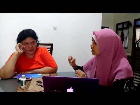 Presentasi Smart Detox bersama Ibu Erning Oei di Kebon Jeruk Jakarta Barat