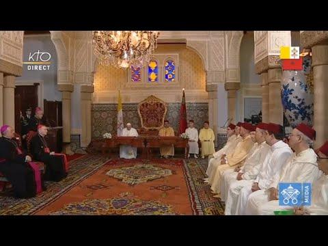 Appel pour Jérusalem du pape François et de Mohammed VI