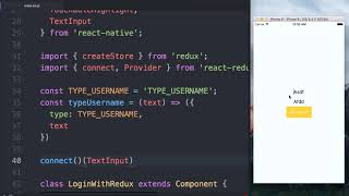 how to build a react native login form with redux pt 2 - Thủ thuật