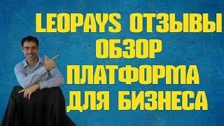 leopays отзывы, обзор платформа для бизнеса