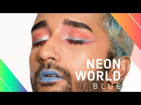Neon World: Blue | Jason Arland | MyGlamm