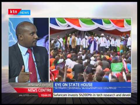Analysts' Jessey Oduor and Wycliffe Kamande on the independent candidate's debacle: World View pt 1