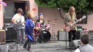 "Judas Priest, ""Hell Patrol"" by the San Francisco Rock Project House Band"