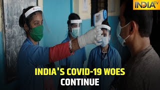 India COVID-19 Count Crosses 52 Lakh-Mark, MPs Balli Durga Prasad, Ashok Gasti Die Of Coronavirus  IMAGES, GIF, ANIMATED GIF, WALLPAPER, STICKER FOR WHATSAPP & FACEBOOK