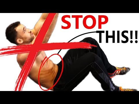 #1 Fix to Lose Belly Fat Fast (STOP DOING THIS!) ❌How to reduce belly fat & get six pack abs workout