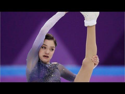 Olympic Figure Skater Evgenia Medvedeva Loves K-Pop