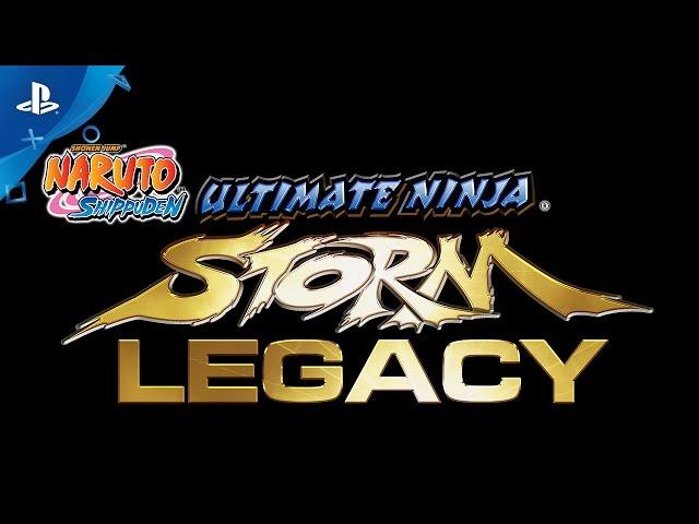 Naruto Ultimate Ninja Storm Trilogy-PS4