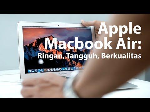 Apple Macbook Air: Buat Kamu yang Kreatif dan Produktif!