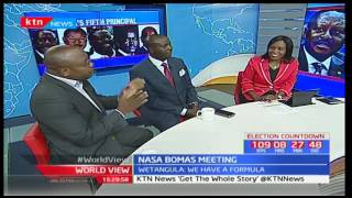 World View: Analysing the NASA Bomas meeting